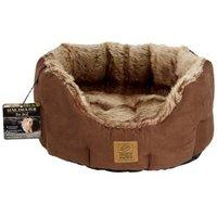 Arctic Fox Medium Snuggle Bed