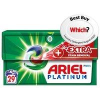 Ariel All in 1 Pods + Oxi Stain Remover 32s