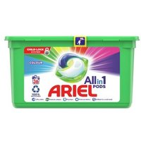 Ariel 3in1 PODS Colour Washing Capsules 38 washes