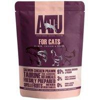 AATU for Cats Salmon, Chicken & Prawn