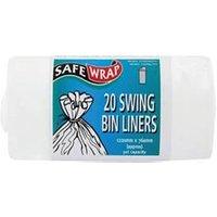 Robinson Young Safewrap Swing Bin Liners 1220x760mm 20 - RY00441