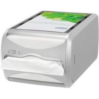 Tork Xpressnap Counter Napkin Dispenser One-at-a-Time Grey - 272513