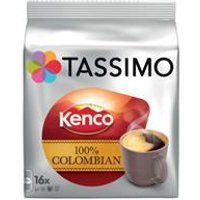 Tassimo Columbian Coffee [Pack 5] - 712864