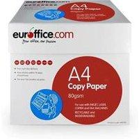 A4 Paper - Box of 5 Reams 80gsm (2500 Sheets)
