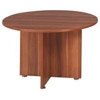 Ballad Cherry 1200mm Round Meeting Table - KF838267