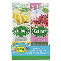 Zoflora 3-in-1 Concentrated Disinfectant 250ml (8 Pack)