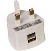 USB Power Plug with 2 ports - TW2USB