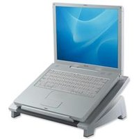 Fellowes Office Suite Laptop Riser Adjustable Tilt Ref 8032001