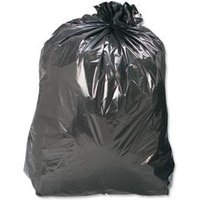 5 Star Facilities Bin Liners Recycled 110 Litre [Pack 200] - 929763