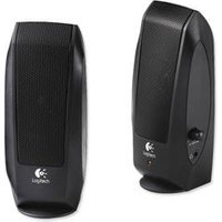 Logitech S120 Speakers with Headphone Jack and 3.5mm - 980-000011