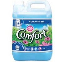 Comfort Professional Concentrated Fabric Softener 5L