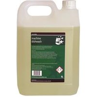 5 Star Facilities Machine Dishwash Detergent 5 Litres - 938928