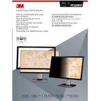 3M PF220W1F Framed Black Lightweight Privacy Filter for - 98044049132