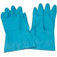 Jodal Rubber Gloves Medium Blue (Pack of 6) - 803191