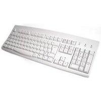 Accuratus 260 USB White Keyboard