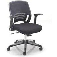 Carbon Mesh Chair - Black - CH1730