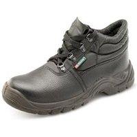 Click Footwear Dual Density S3 Chukka Mid-Sole Black - CDDS3CMSBL10.5