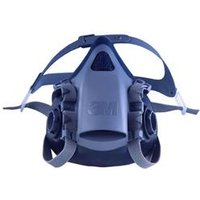 3M 7502 Med Silicone Half Mask S - 7501