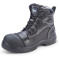 Click Traders Click Traders Trencher Boot Black 07 - CF66BL07
