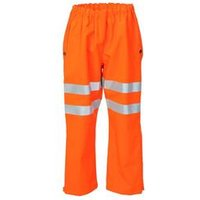 BSeen Gore-Tex Foul Weather Over Trouser Orange L - GTHV160ORL