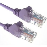 Group Gear (7m) RJ45 Cat5e UTP Network Cable (Purple) - 28-0070P