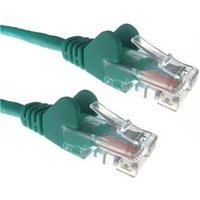 Group Gear (15m) RJ45 Cat5e UTP Network Cable (Green) - 28-0150GN