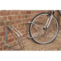 VFM Adjustable Wall Mounted Cycle Rack (3 Pack)