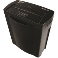 Rexel Black/Silver Alpha Cross-Cut Shredder