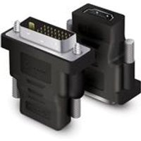 ALOGIC Premium DVI-D (M) to HDMI (F) Adapter - Male to Female -