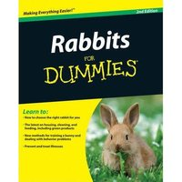 Rabbits For Dummies by Connie Isbell