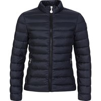 Moncler Enfant Navy Kaukura Puffer Jacket - Size 10 Years