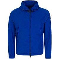 Moncler Blue Scie Jacket - Size L