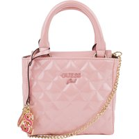 GUESS Kids Pink Madeline Quilted Handbag - Size One Size