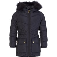 Barbour International Kids Black Tampere Quilted Jacket - Size 6 - 7 Years
