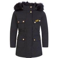 Barbour International Kids Black Wanneroo Jacket - Size 8 - 9 Years