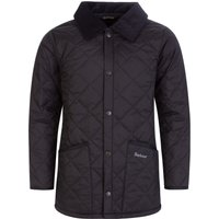 Barbour Kids Black Liddesdale® Quilted Jacket - Size 14 Years