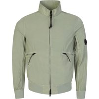 C.P. Company Green Chrome-R Bomber Jacket - Size XXL