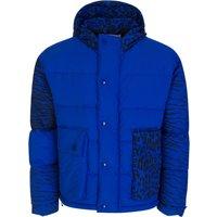 KENZO x Kansai Yamamoto Blue Puffer Jacket - Size S