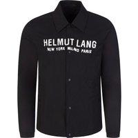 Helmut Lang Black Stadium Track Jacket - Size XS