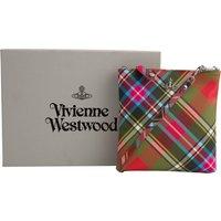Vivienne Westwood Bruce Of Kinnard Tartan Derby New Square Bag - Size One Size