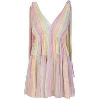 Sundress Multicoloured Fanya Mini Dress - Size 10 - 12+