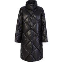 Stand Studio Black Anissa Coat - Size 14
