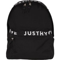 Hype Large Taped Backpack - Black/White
