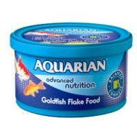 Aquarian Goldfish Flake Food at Waitrose