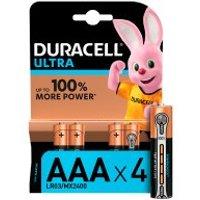 Duracell Ultra Power AAA Batteries Alkaline