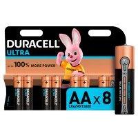 Duracell Ultra Power AA Batteries Alkaline