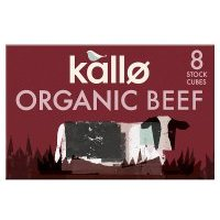 Kallo 8 beef stock cubes