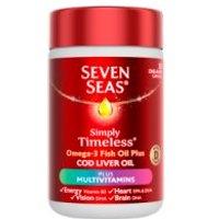 Seven Seas Cod Liver Oil Plus A-Z