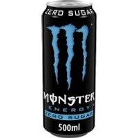 Monster energy absolutely zero at Waitrose & Partners
