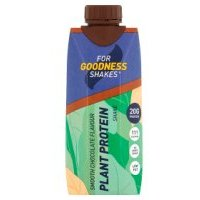 For Goodness Shakes Plant Protein Chocolate